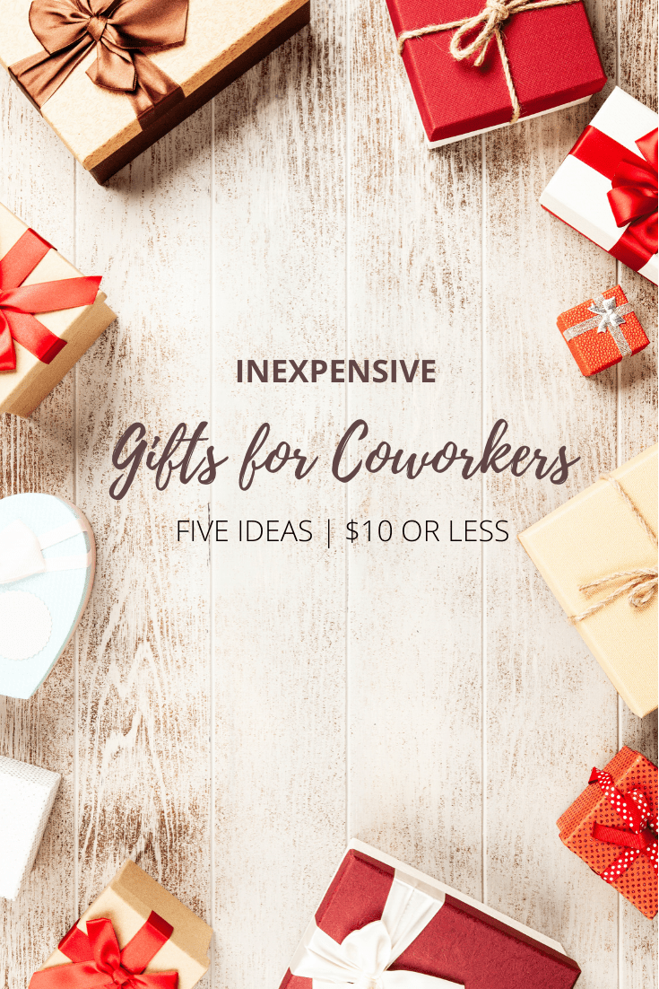 Inexpensive Gift Ideas For Coworkers Loren Kelly Coaching
